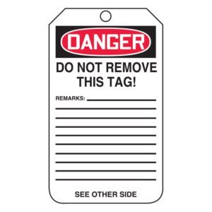 SIG-MDT027-Do-Not-Operate-Tags-Back