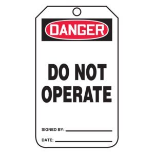 SIG-MDT189-Do-Not-Operate-Tags