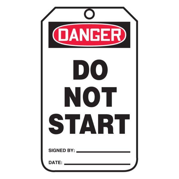 SIG-MDT190-Do-Not-Start-Tags