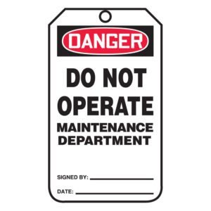 SIG-MDT206-Do-Not-Operate-Maint-Dept