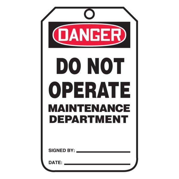 SIG-MDT206-Do-Not-Operate-Maint-Dept