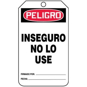 SIG-SHMDT191-Inseguro-No-Lo-Use-Tags