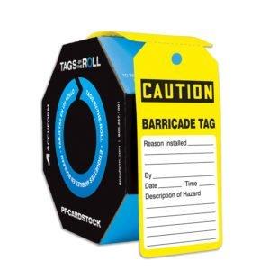 SIG-TAR136-Barricade-Tag-Yellow
