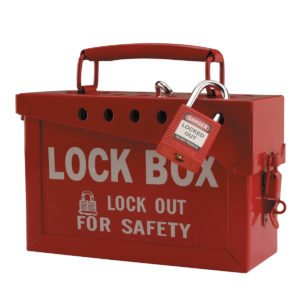 STO-65699-Group-Lockout-Box-Red