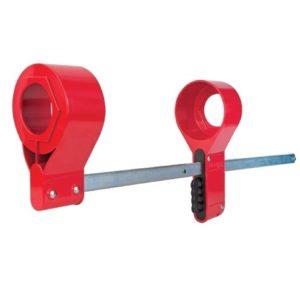 Total Lockout Master Lock Blind Flange Lockout image