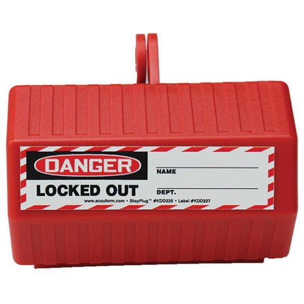 ELO-kdd225-stopout-plug-lockout