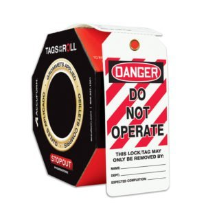 SIG-TAR801-Do-Not-Operate-Tag