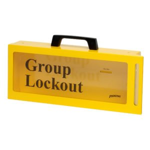 STO-LG252M-Prinzing-Group-Lockout-Box-Yellow