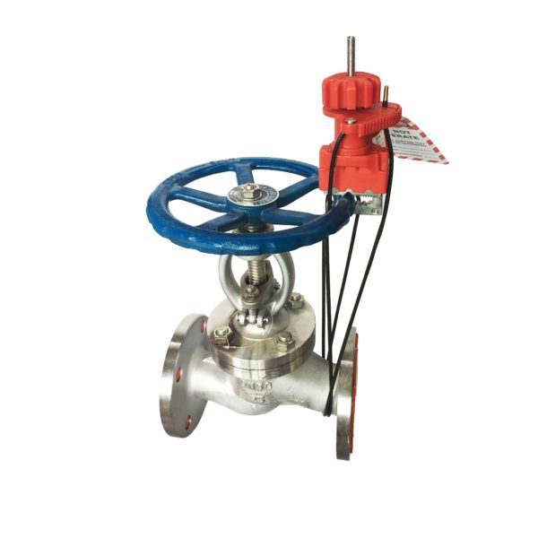VLO-BAN-F33-Universal--Clamping-Valve-Lockout-With-Cable