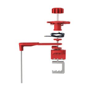 VLO-BAN-F35-Universal-Clamping-Valve-Lockout-Cable-Blocking-Arm