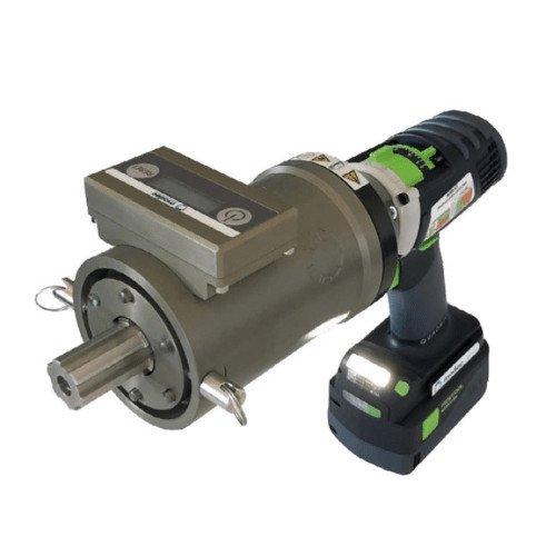 electric portable valve actuator