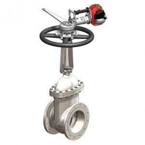 Gate Valve Portable Actuator